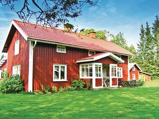 Nice home in Ölsremma w/ Sauna and 3 Bedrooms (S07328)