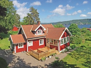 Stunning home in Munkedal w/ WiFi and 2 Bedrooms