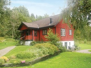 Stunning home in Uddevalla w/ WiFi and 3 Bedrooms