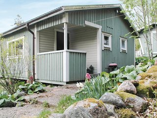 Beautiful home in Uddevalla w/ WiFi and 1 Bedrooms