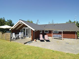 Nice home in Rødby w/ Sauna, WiFi and 3 Bedrooms (K10345)