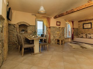 Awesome home in Vrbnik w/ WiFi and 1 Bedrooms