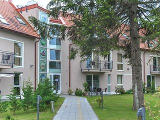 Beautiful home in Siófok-Sóstó w/ WiFi and 1 Bedrooms