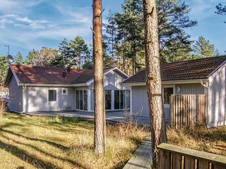 Beautiful home in Yngsjo w/ Sauna and 3 Bedrooms (S11037)