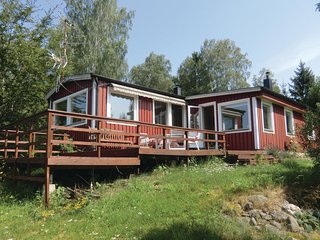 Amazing home in Ljungbyhed w/ Sauna and 3 Bedrooms