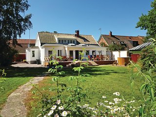 Amazing home in Höganäs w/ WiFi and 5 Bedrooms