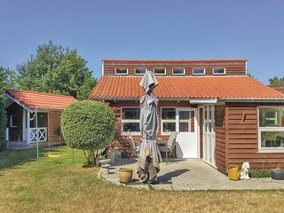Awesome home in Dannemare w/ Sauna, WiFi and 3 Bedrooms