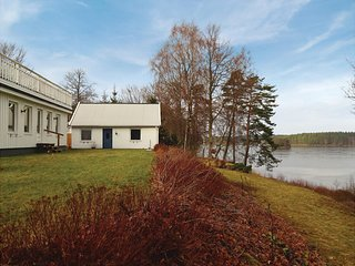Awesome home in Vittsjö w/ WiFi and 5 Bedrooms