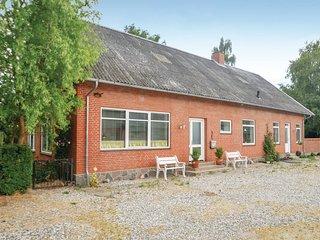 Nice home in Sakskobing w/ WiFi and 3 Bedrooms