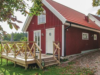 Beautiful home in Hallaröd w/ WiFi and 1 Bedrooms