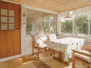 Awesome home in Höllviken w/ 1 Bedrooms