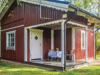 Awesome home in Munka-Ljungby w/ WiFi and 1 Bedrooms