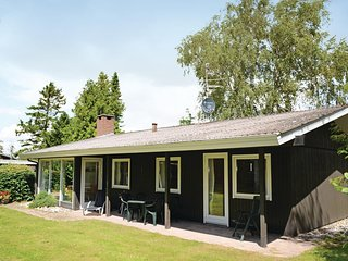 Beautiful home in Idestrup w/ Sauna, WiFi and 3 Bedrooms