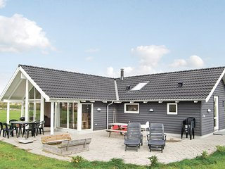 Stunning home in Idestrup w/ Sauna, WiFi and 4 Bedrooms (K12405)