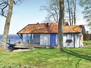 Beautiful home in Hörby w/ Sauna and 1 Bedrooms (S11534)