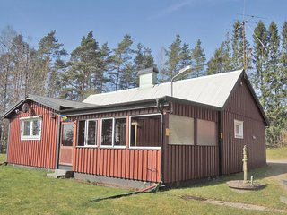 Beautiful home in Oskarström w/ 2 Bedrooms