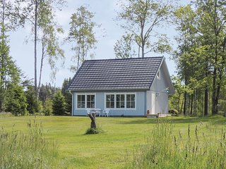 Amazing home in Hyltebruk w/ 1 Bedrooms