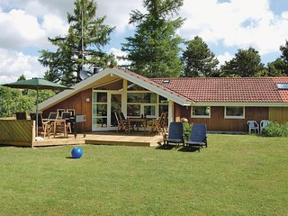 Awesome home in Idestrup w/ Sauna, WiFi and 4 Bedrooms