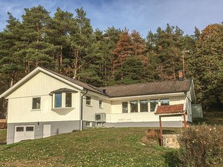 Stunning home in Veddige w/ WiFi and 4 Bedrooms (S16082)