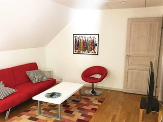 Beautiful home in Linderöd w/ Sauna, WiFi and 1 Bedrooms (S11561)