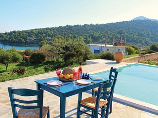 Awesome home in Aegina w/ WiFi and 2 Bedrooms