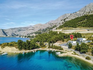 Amazing home in Omis w/ Sauna, WiFi and 5 Bedrooms
