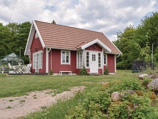 Nice home in Simlångsdalen w/ 2 Bedrooms