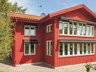 Beautiful home in Ronneby w/ 2 Bedrooms and WiFi