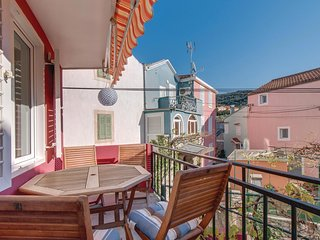 Stunning home in Miholascica w/ WiFi and 3 Bedrooms