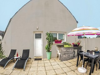 Beautiful home in Penmarc'h w/ WiFi and 2 Bedrooms