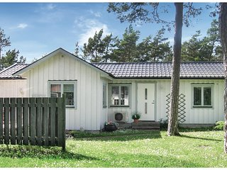 Stunning home in Visby w/ WiFi and 2 Bedrooms