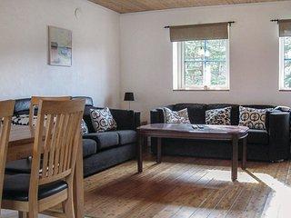 Nice home in Larbro w/ 4 Bedrooms