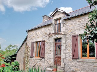 Amazing home in LES FORGES w/ WiFi and 2 Bedrooms