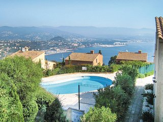 Beautiful home in Theoule sur Mer w/ WiFi and 3 Bedrooms (FCA195)