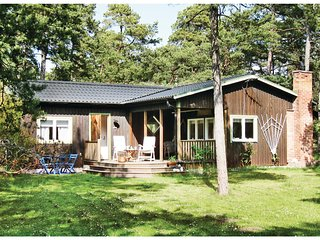 Stunning home in Visby w/ 2 Bedrooms