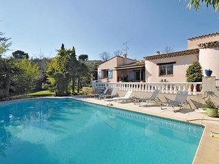 Prachtige villa met zwembad in de omgeving van Grasse