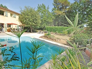 Nice home in Roquefort les Pins w/ WiFi and 4 Bedrooms