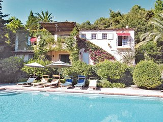 Beautiful home in St Paul de Vence w/ WiFi and 4 Bedrooms