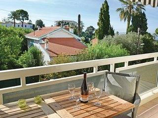 Beautiful home in Antibes w/ 1 Bedrooms