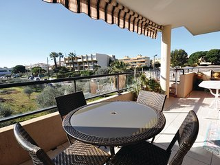 Beautiful home in Antibes w/ WiFi and 2 Bedrooms