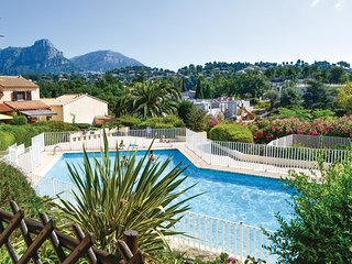 Nice home in Vence w/ WiFi and 3 Bedrooms