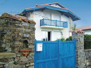 Nice home in Hendaye Plage w/ 3 Bedrooms