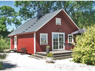 Amazing home in Gotlands Tofta w/ WiFi and 1 Bedrooms