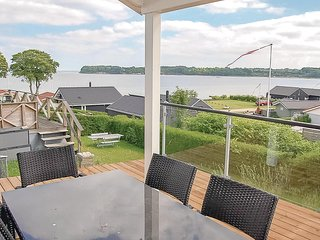 Beautiful home in Hejls w/ WiFi and 1 Bedrooms (C2070)