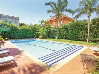 Smaakvol vakantiehuis met zwembad in de omgeving van Palermo (ISS926)