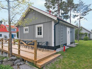 Beautiful home in Lärbro w/ WiFi and 1 Bedrooms