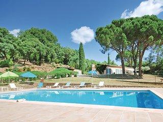Rustig gelegen villa in de baai van Saint-Tropez
