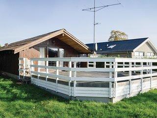 Amazing home in Bjert w/ 3 Bedrooms