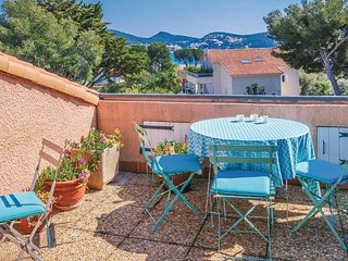Amazing home in Saint Cyr sur Mer w/ 1 Bedrooms