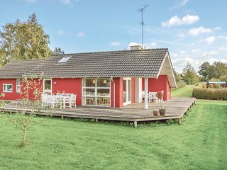 Beautiful home in Hejls w/ Sauna, WiFi and 3 Bedrooms (C2085)